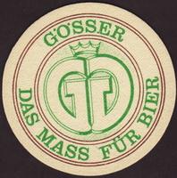 Pivní tácek gosser-63-zadek-small