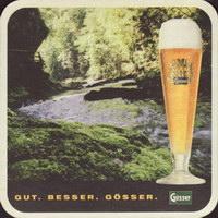 Pivní tácek gosser-75-zadek-small