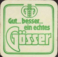Pivní tácek gosser-87-small