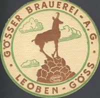 Pivní tácek gosser-9