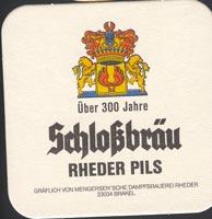 Beer coaster graflich-von-mengersensche-1