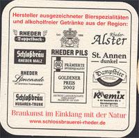 Beer coaster graflich-von-mengersensche-2-zadek