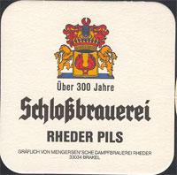 Beer coaster graflich-von-mengersensche-2