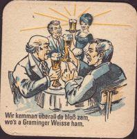 Pivní tácek graminger-weissbrau-2-zadek-small