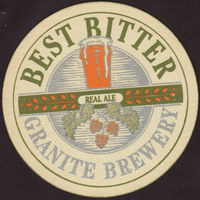 Beer coaster granite-3-small