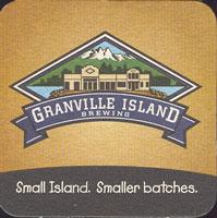 Beer coaster granville-island-1