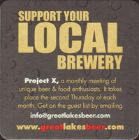 Beer coaster great-lakes-brewery-1-zadek