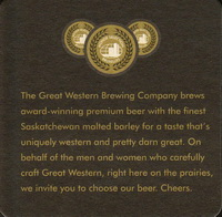 Beer coaster great-western-10-zadek-small