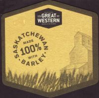 Beer coaster great-western-13-small