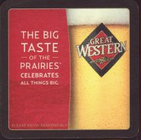 Beer coaster great-western-16-small