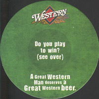 Beer coaster great-western-2