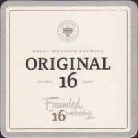 Beer coaster great-western-21-small