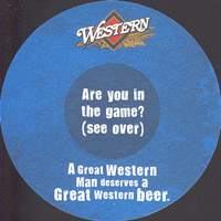 Beer coaster great-western-4