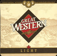 Beer coaster great-western-9