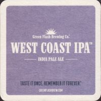 Beer coaster green-flash-10-small