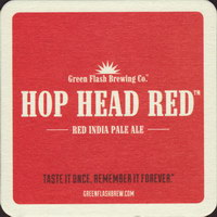 Beer coaster green-flash-2-small