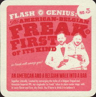 Beer coaster green-flash-3-zadek-small
