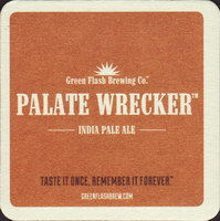 Beer coaster green-flash-4-small