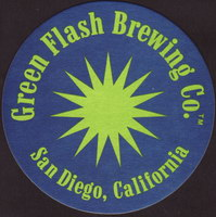 Beer coaster green-flash-6-small