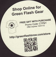 Beer coaster green-flash-6-zadek-small