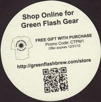 Pivní tácek green-flash-6-zadek-small