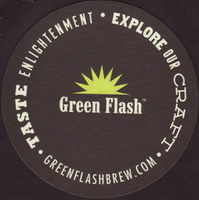 Beer coaster green-flash-8-zadek-small