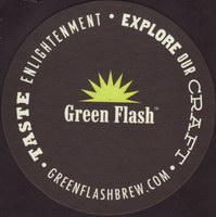 Pivní tácek green-flash-8-zadek-small