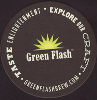 Pivní tácek green-flash-9-zadek-small