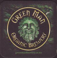Pivní tácek green-man-1-small