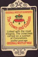 Pivní tácek greenall-whitley-12-zadek-small