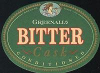 Pivní tácek greenall-whitley-2