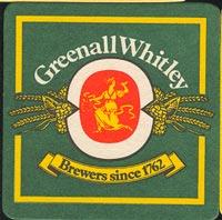 Pivní tácek greenall-whitley-3