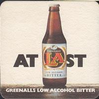 Pivní tácek greenall-whitley-6-oboje
