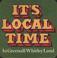 Pivní tácek greenall-whitley-8-zadek-small