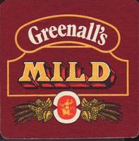 Pivní tácek greenall-whitley-9-oboje-small