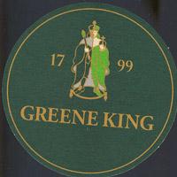 Pivní tácek greeneking-16