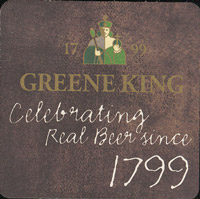 Pivní tácek greeneking-26
