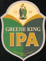Pivní tácek greeneking-28
