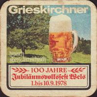 Pivní tácek grieskirchen-21-zadek-small