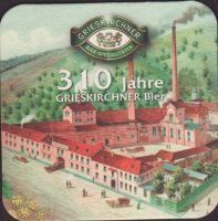 Pivní tácek grieskirchen-44-zadek-small
