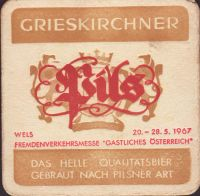Beer coaster grieskirchen-45-oboje-small
