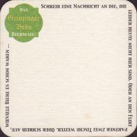 Pivní tácek grinzinger-brau-1-zadek-small
