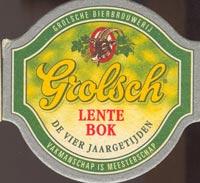 Pivní tácek grolsche-2-zadek