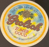 Beer coaster grolsche-23