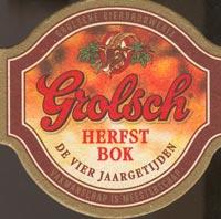 Pivní tácek grolsche-3-zadek