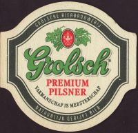 Beer coaster grolsche-438