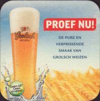 Beer coaster grolsche-443-oboje