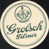 Beer coaster grolsche-45