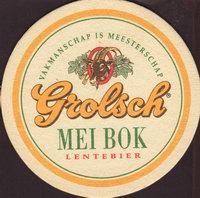 Pivní tácek grolsche-85