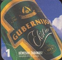 Pivní tácek gubernija-1